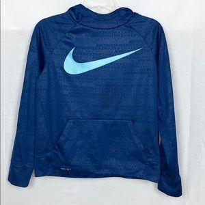 Boys Nike Hoodie Sweater Dri-Fit